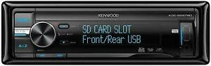 KDC-5057SD CD/USB/SD-Receiver with iPod Direct Control