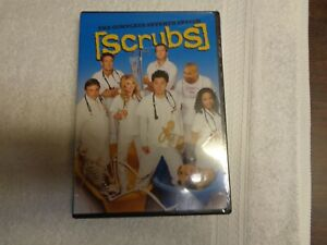 NEW-DVD-Scrubs-The-Complete-Seventh-Season-3-Disc-Set