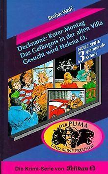 Der Puma und seine Freunde, Dreifachband, Decknam...   Buch   Zustand akzeptabel