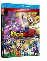Dragon Ball Z: Battle Of The Gods (extended Edition) (blu-ray/dvd Combo), on sale