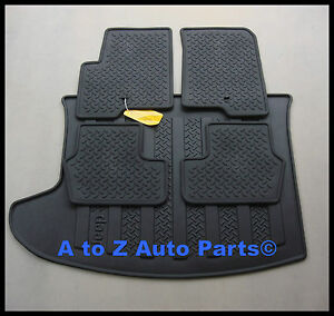 Image Is Loading NEW 2008 2017 Jeep Compass Patriot Floor Mats