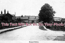 ES 70 - Newport Railway Station, Essex - 6x4 Photo