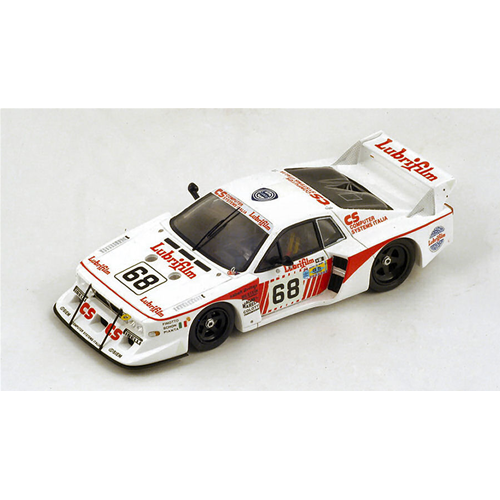 LANCIA BETA MONTECARLO TURBO N.68 14th LM 1981 FINOTTO-PIANTA-SCHON 1 43