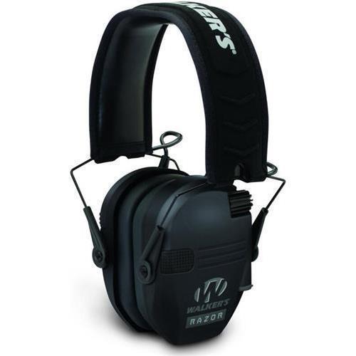 Black Walkers Game Ear GWP-RSEM Razor Slim Electronic Muff