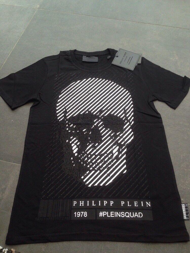 T-shirt philipp plein neuf modele round neck Ss  oscar  Größe M Soldes