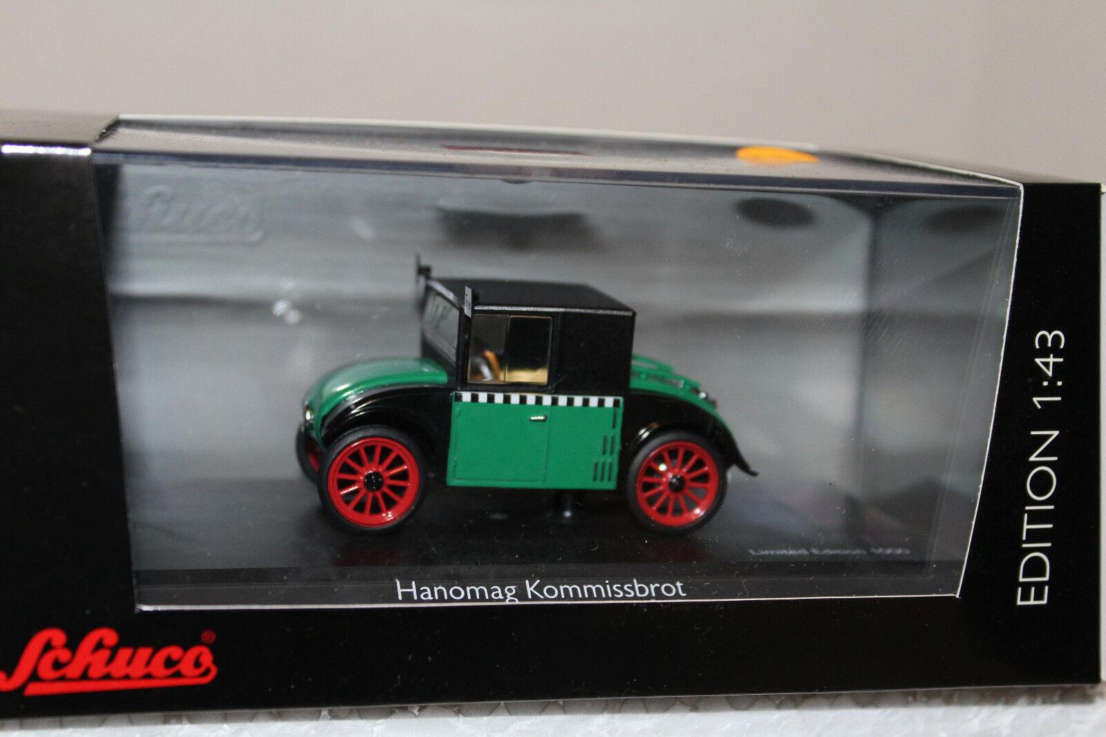 Schuco Hanomag Kommissbred  Taxi