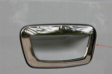 Steel Rear Trunk Door Handle chrome trim OPEL MOKKA/BUICK ENCORE 2013 2014 2015