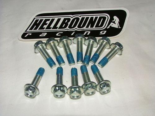 NEW Hiper ATV Wheel replacement Ring bolt set