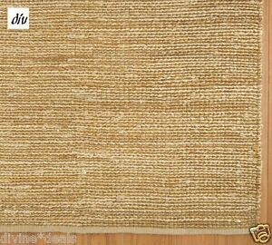 chenille jute rug. Image Is Loading New-8-x-10-Pottery-Barn-heathered-chenille- Chenille Jute Rug