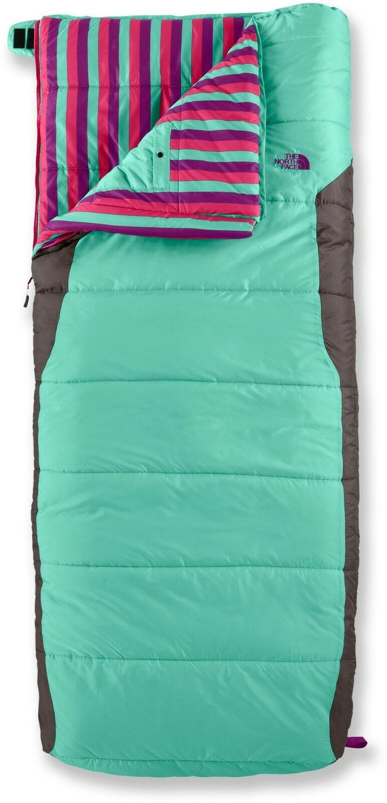 The North Face Dolomite 3S Sleeping sac YOUTH  20F -7C REG RIGHT HAND nouveau