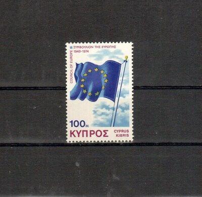Zypern Michelnummer 424 Postfrisch europa:5263 Hitze Und Durst Lindern.