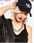 Adidas Originals Trefoil Cap Hat Snapback Baseball Caps Womens Plain