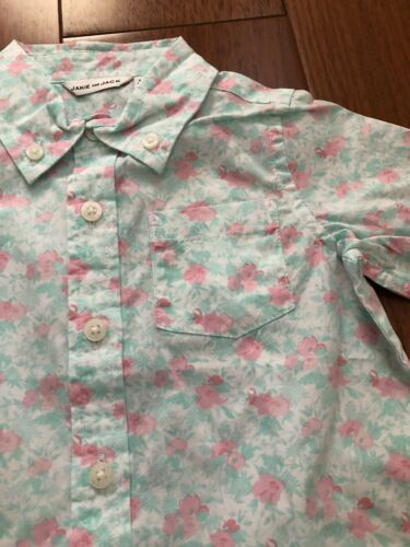 Details about  /Janie and Jack Button Down Shirt