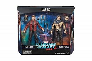 Marvel-Legends-Series-Guardians-of-the-Galaxy-Star-Lord-Marvel-039-s-Ego-2-Pack