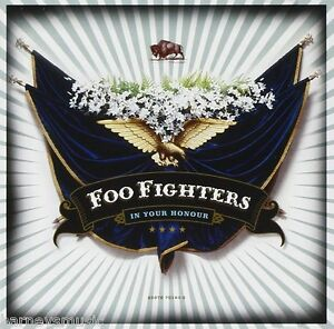 FOO-FIGHTERS-NEW-SEALED-2-x-CD-SET-IN-YOUR-HONOUR-HONOR