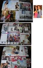 2 FÜR 1: GZSZ SILA SAHIN (JÖRN SCHLÖNVOIGT) 2 Sets deutsche Artikel + 1 Farbfoto
