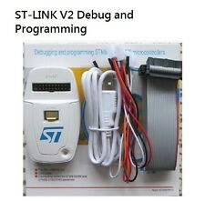 ST-LINK V2 JTAG USB Programming STM8 / STM32 Debug Programmer Downloader Tools