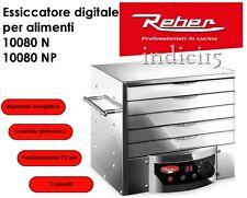 indici15 Essiccatore Digitale Inox per Alimenti Areazione Forzata Dom. by Reber