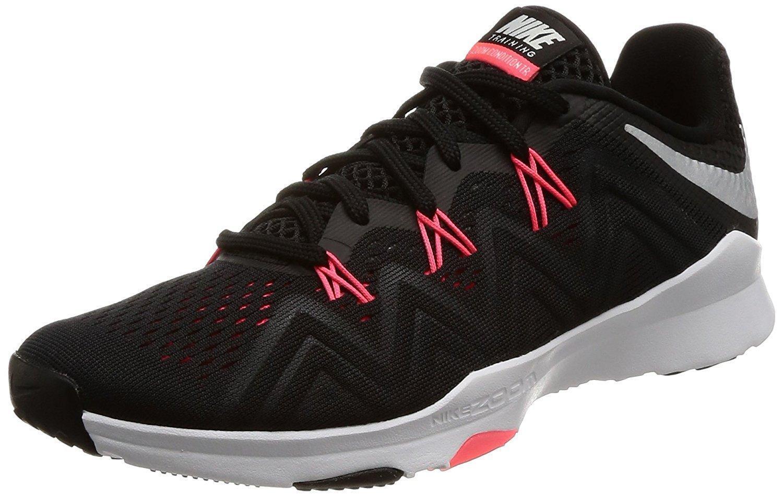 Damen Nike Zoom Zustand 852472 TR trainieren schwarze Turnschuhe 852472 Zustand 007 59786b