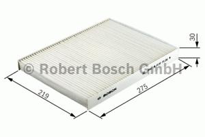 Bosch 1 987 432 431 Filter Innenraumluft