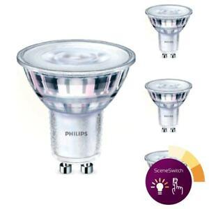 Philips LED SceneSwitch Lampe GU10 Reflektor PAR16 Dimmen