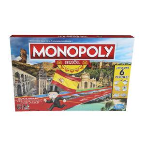 Monopoly Edición España - Juego de mesa - 8 AÑOS+