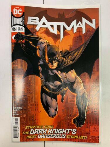 Daniel Cover 2nd PRINT VARIANT DC COMICS SHIPS 1//29//2020 BATMAN #86 Tony S