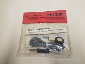 Franc Icon Designs The Bug Drum Transducer-afficher Le Titre D'origine