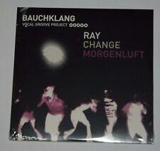 CD/SEALED NEW/BAUCHKLANG/OOOOO RAY CHANGE MORGENLUFT/cardboard sleeve