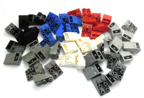 FARBAUSWAHL LEGO 8x Dachstein 25° invers 2x3 Noppen 3747 .g