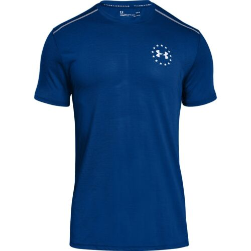 Under Armour T-Shirt 1305008 Men/'s Freedom Streaker Tactical Threadborne Gym