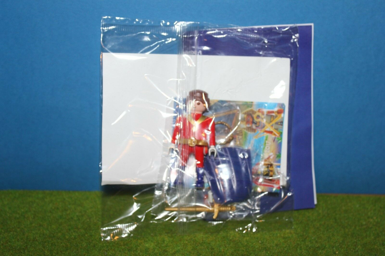 Playmobil DE BEUKELAER PRINCE promo personnage publicitaire personnage NOUVEAU Neuf dans sa boîte