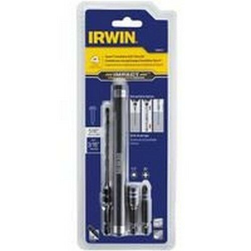 Irwin 1888627 Impact TAPCON 4Pc Bohrer Satz Kohlefaser Stahl