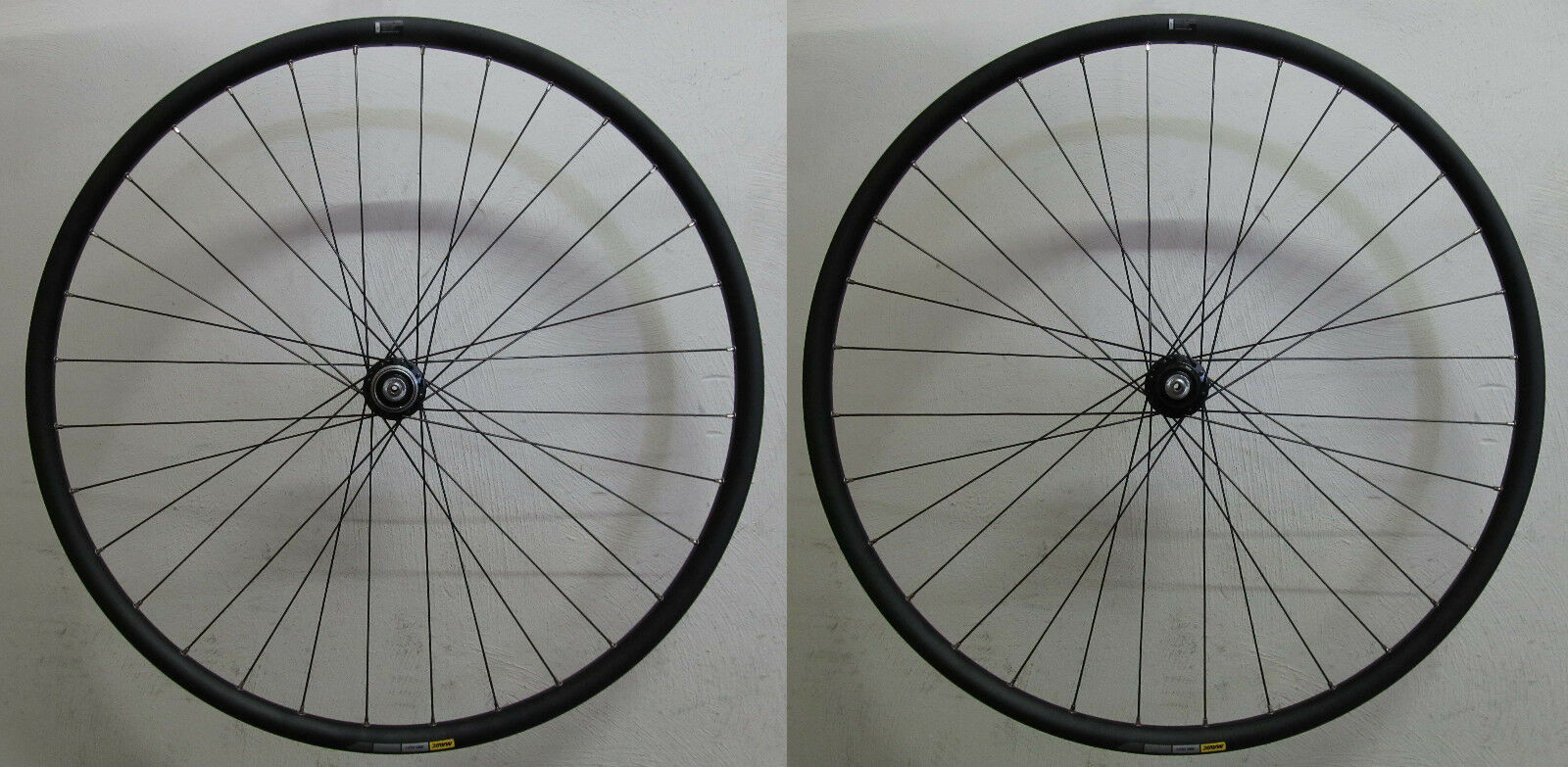 DT Swiss 240s 15x100 12x142mm Mavic XC421 Disc Laufradsatz MTB 29  black CL