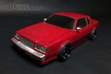 RC Body Car Drift Touring 1:10 Buick Regal Grand National 87 APlastics New Shell