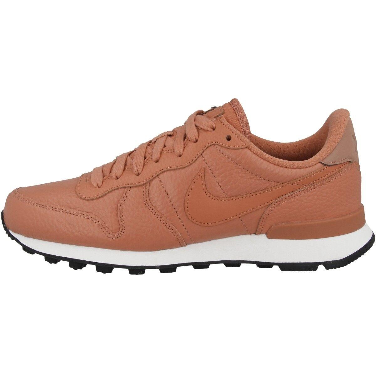 Nike Internazionalista Premium Donne Donna Scarpe scarpe da ginnastica Terra Blush 828404-205