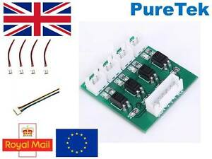 4-Channel-12v-24v-pour-entree-5-V-Optoisolator-optocouple-pour-Arduino-RPI-ARM-PIC