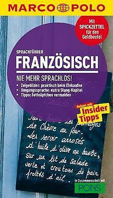 MARCO POLO Sprachführer Französisch | Buch | Zustand gut