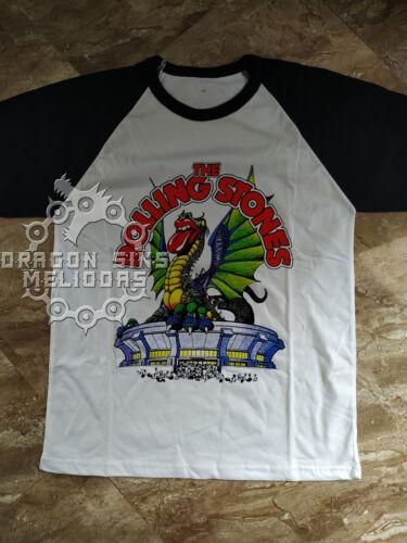 Vintage The Rolling Stones 1981 tour Dragon Concert T-shirt