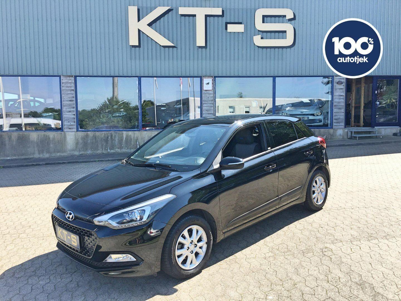 Hyundai i20 1,25 Passion 5d - 104.900 kr.