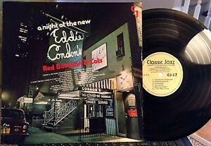 Red-Balaban-LP-Night-at-New-Eddie-Condon-039-s-CJ-17-1975-NM-Wayne-Wright