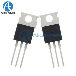 Details about 50PCS IRF540N IRF540 TO-220 N-Channel 33A 100V Power MOSFET IC