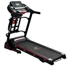 Cinta de correr plegable  2000W con masajeador,USB, dos altavoces  e inclinación