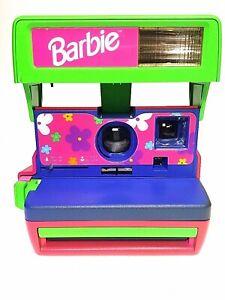 Polaroid 600 Appareil Photo Barbie
