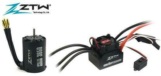 Ztw410452003 brushless-combo 2  3s Beast Sll 45a 260a, 2950kv