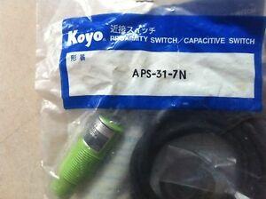 NIB ! ONE-Year Warranty KOYO Proximity Switch APS-31-7N