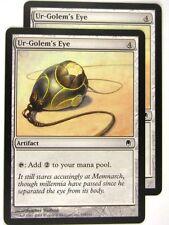 MTG Magic: the Gathering Cards: UR-GOLEM'S EYE x2: DST