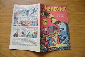 FUMETTO-ALBI-DEL-FALCO-NEMBO-KID-n-27-8-maggio-1955-32-PAGINE-COMPLETO