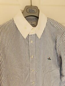 Mens-MAN-by-VIVIENNE-WESTWOOD-long-sleeve-shirt-size-VI-XL-Ex-con-RRP-260