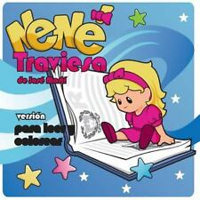 Nene Traviesa : Version para Leer y Colorear by Abel Perdomo and La Ediciones...